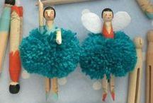 DIY - Ballerina Crafts / Ballerina Crafts for Kids
