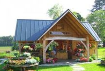 Spirit Gate Farm Market....coming soon / Here are some pins of inspiration!