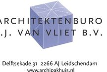 Architektenburo JJ van Vliet / Architektenburo JJ van Vliet Delftsekade 31 - Leidschendam 070 327 16 00 www.archipakhuis.nl