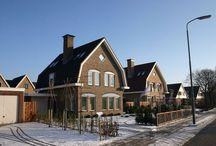 Woningbouw / Woning, rijwoning, vrijstaande woning, projectmatige woningbouw