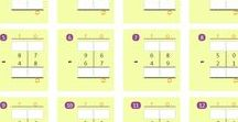 Maths - Subtraction / Activities and lessons related to subtraction.