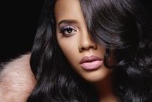 LipART / Angela Simmons x The Glamatory Holiday Collaboration