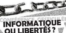 Informatique ou libertés ? / Bibliographie de Lunar pour la Conférence gesticulée du 28/02, lors de la Cryptoparty 2017