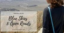 Blue Skies & Open Roads / Blueskiesandopenroads.com is a website that provides travel tips and inspiration to millennials like myself who seek adventure and happiness in their everyday lives.