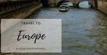 Europe Travel / Tips for Traveling Europe