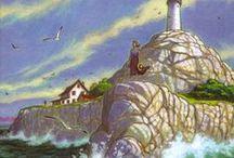 Sur une île... / Romans, BD, revues et guides de voyages sur les îles. Paradis ou enfer ?