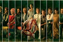 The Hunger Games Trilogy / by Wendi Henderson