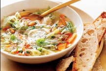 Love Soup. / Soup cures all ills....