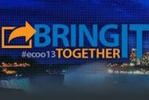 "2013 Bring It Together Conference (Oct 23-25 Niagara Falls) / The joint ECOO & OASBO ICT Conference 2013 -- we really mean it when we say ""Bring IT Together!"""