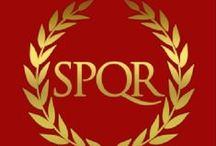 Pax Romana/Roma/Ancient Rome / by Vik Ali