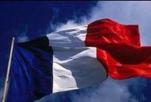 """France / """" Douce France,doux pays de mon enfance """" / by M H M"""