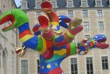 Γλυπτά ...Γλυπτά.....κι άλλα Γλυπτά! /  sculptures....scilptures....more sculptures!