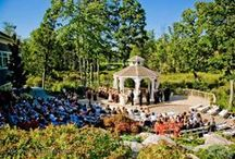 Twin Lakes Weddings & Events / Explore a few photos featuring events in our beautiful Grand Ballroom, Gazebo, and grounds