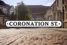 Coronation Street - ITV / We're privileged to have worked with some of the UK's most popular TV Soaps including Coronation Street.