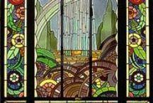 """ΒΙΤΡΩ /STAΙNED  GLASS!!!!!! /  """"Χρωματισμένο γυαλί που χρησιμοποιείται για να κατασκευάσει κανείς διακοσμημένα παράθυρα ή άλλα αντικείμενα, τα οποία διαπερνά το φως"""""""