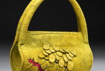 Creative bags and boxes / Beautiful created bags and boxes if artictic mediums  / by Christine Pointer