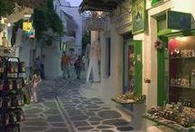 Γραφικά ΣΟΚΑΚΙΑ-στενά ΔΡΟΜΑΚΙΑ-ΜΟΝΟΠΑΤΙΑ στη φύση.... / Beautiful alleys -narrow streets-nature trails...........