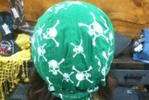 Headwraps / We've got your head covered in style!  Call us at 828-452-7276 to place your order!