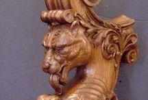 ΞΥΛΟ ΚΑΙ ΤΕΧΝΗ /WOOD IN ART / Ξυλογλυπτική- κατασκευές-τέχνη στο ξύλο!