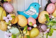 Velikonoce / velikonoční svátky