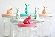 Handmade Easter / handmade/recycle/DIY easter ideas