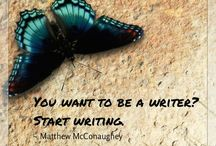 Quick Writing Quotes & Inspiration