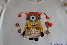 Camisetas Jóvenes Varias Delanina