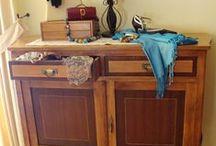 Restauración y Decoración Delanina / Restauración de muebles y objetos.