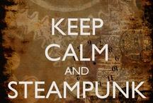 Steampunk, victorian, etc / steampunk, victorian, steam, cogs, wheels, steampunk art,