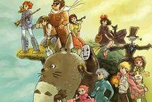 Studio Ghibli / Studio Ghibli anime