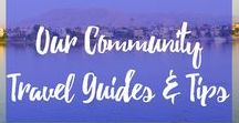TRAVEL BLOGS + TIPS  || OUR COMMUNITY / Welcome Backpacking community! All pins surrounding backpacking adventures and stories, travel tips, and photography are welcome! **MAX 2 pins per day, no repeat pins, or spamming. For invite please comment private message us!  **MUST HAVE RICH PINS ENABLED so I can check that it is not third-party material as pins should be on your own blogs and material, do not flood this board with third party material**