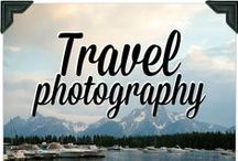 Travel Photography / Learning photography. So, pins are about tips, ideas, hacks, guides and how to get better at photography. A board for beginners as well as slightly advanced photographers.