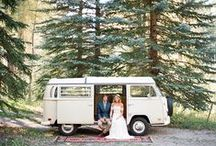 || Wedding ➰ VW Bus ||