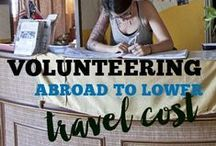 Volunteering abroad / All about volunteering abroad for travel