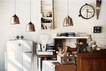 kitchens / by Angie Durrant Batis