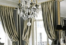 Window treatments / by Lisa Clark