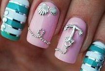 Nail Inspiration / Inspiring and creative nail art