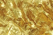 Color: Gold / by Susie Quillin