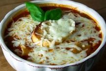 Sumptuous Soup Recipes / by Donna Grasso