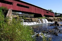 Covered Bridges / by Andrea Williams