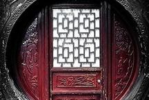 Oriental Art Nouveau Mashup