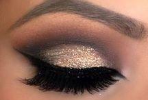 Make Up Inspiration / Make Up Design Ideas.