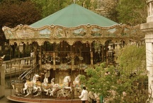 Carousels / by Andrea Williams