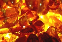 Amber: The Gem / Amber holds the secrets to past life. DNA is preserved within this petrified tree sap. / by Andrea Williams