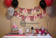 Layla's 1st Birthday / by Briana Lincoln