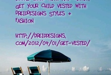 D.Reid Designs Blog / To See What D. Reid Designs is all about visit or various Blog Styles and Fashion   / by Darling Reid