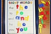 Literacy/word work / by Beckie Palmer