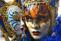 Carnivale & Mardi Gras / by Andrea Williams
