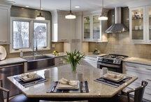 Kitchen & Dining Rooms / by The Little Details