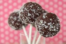healthy sweet treats / vegan, dairy-free, gluten-free, mostly sugar-free, delicious